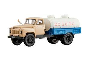 GAZ 52 ACPT-3,3(53A) MILK 1970 BEIGE | ГАЗ 52 АЦПТ-3,3(53А) МОЛОКО 1970 БЕЖЕВЫЙ *ГАЗ ГОРЬКОВСКИЙ АВТОЗАВОД ГОРЬКИЙ