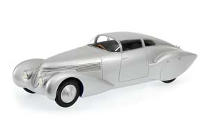 Dubonnet Hispano-Suiza H6C Xenia 1938 Silver