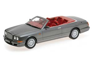 Bentley Azure Cabrio 1998 Gray Metallic Limited Edition 999 pcs.