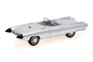 Cadillac Cyclone XP 74 Concept 1959 Silver Metallic
