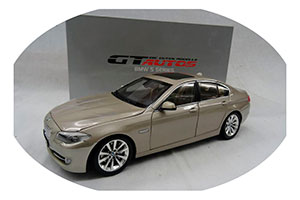 BMW 535I (F10) 2010 GOLDEN METALLIC