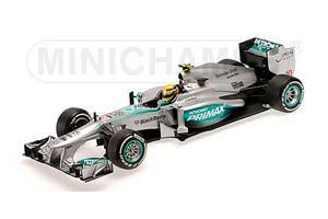 Mercedes AMG F1 W04 1st Podium GP Malaysia 2013 Hamilton Limited Edition 750 pcs.