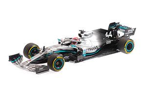 MERCEDES-AMG PETRONAS MOTORSPORT F1 W10 EQ POWER+ - LEWIS HAMILTON - WINNER CHINESE GP 2019