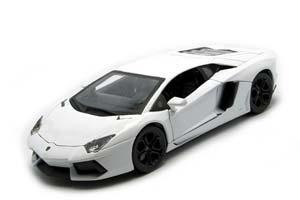 Lamborghini Aventador LP700-4 2011 White