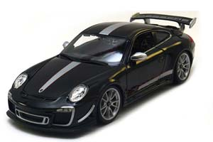 Porsche 911 (997II) RS 4.0 Coupe 2011 Black/Silver