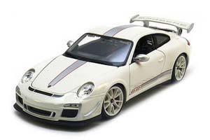 Porsche 911 (997 II) RS 4.0 2011 White