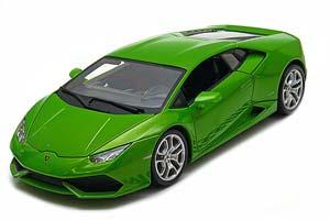 Lamborghini Huracan LP610-4 2014 Green Metallic