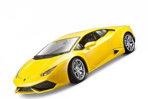 Lamborghini Huracan LP610-4 2014 Yellow Metallic