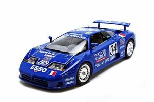 Bugatti EB 110 Race Super Sport 1994 Mieria Blue