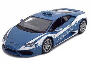Lamborghini Huracan LP610 4 2014 Police