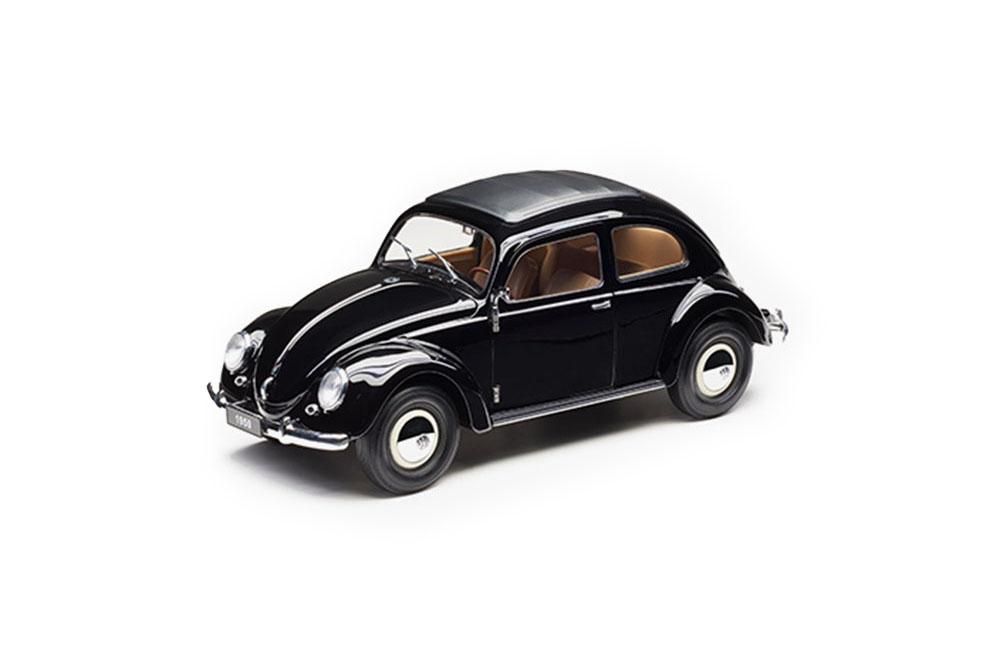 VW VOLKSWAGEN BEETLE 1950 BLACK