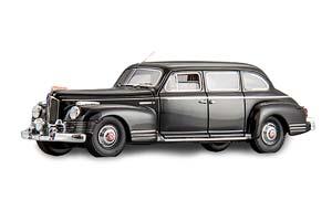 ZIS 115 MOSCOW KREMLIN (USSR RUSSIA CAR) 1980 (BLACK) | ЗИС 115 МОСКВА КРЕМЛЬ 1980 (ЧЕРНЫЙ) *ЗИС