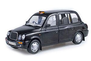 1:18 Sun Star Austin tx1 1998 londres Taxi Cab red new en Premium-modelcars