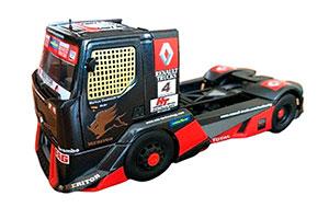 RENAULT PREMIUM TRUCKS RACING #4 2012 *РЕНО