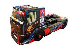 RENAULT PREMIUM TRUCKS RACING #6 2012