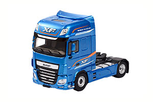 DAF XF530 MY PURE EXCELLENCE 2017 METALLIC BLUE