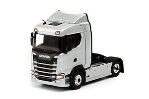 SCANIA S500 NORMAL 2018 ARCTIC SILVER