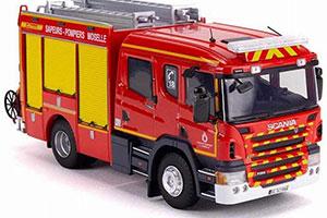 SCANIA P280 CABINE CP 31 HIGH FPT HEINIS SDIS 57 FIRE TRUCK 2019 *СКАНИЯ