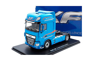 DAF XF530 PURE EXCELLENCE 2018 BLUE | СЕДЕЛЬНЫЙ ТЯГАЧ DAF XF530 PURE EXCELLENCE2018 BLUE *ДАФ