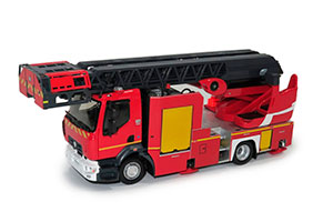 RENAULT D16 FIRE STAIRS