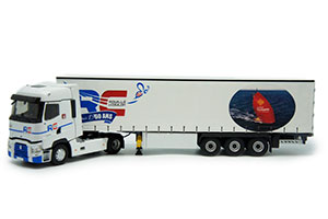 RENAULT T520 HIGH WITH SEMI-TRAILER