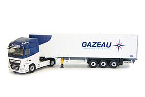 DAF XF MY 2017 SPACE CAB WITH SEMI-TRAILER