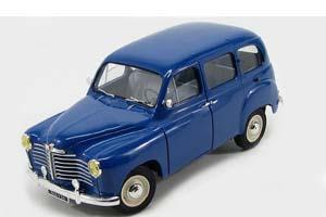 Renault Colorale Prairie 1953 Blue