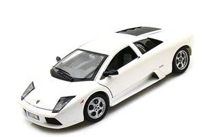 Lamborghini Murcielago 2001 White