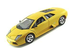 Lamborghini Murcielago 2001 Yellow Metallic