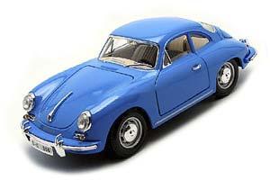 Porsche 356 B Coupe 1961 Blue