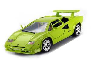 Lamborghini Countach 5000 1990 Green