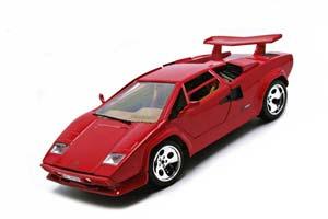 Lamborghini Countach 5000 QV 1988 Red