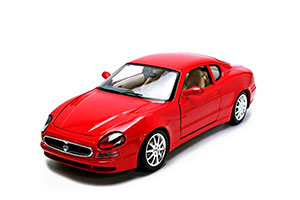Maserati 3200 GT Coupe 2004 Red