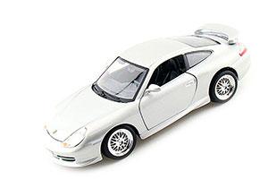 Porsche 911 (996) GT3 Street 1997 Silver