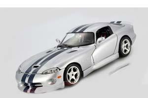 Dodge Viper GTS Coupe 1997 Silver