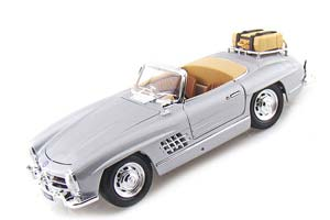 Mercedes 300 SL Touring 1957 Silver