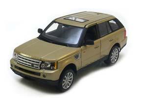 Range Rover Sport 2006 Golden