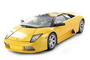 Lamborghini Murcielago Roadster 2001 Yellow