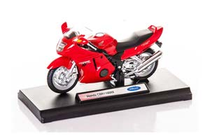 HONDA CBR1100XX 1996 RED