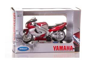 Yamaha YZF1000R Thunderace 2001 Red/Silver