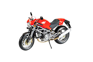 DUCATI MONSTER S4 RED