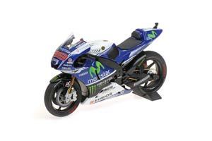 YAMAHA YTZ-M1 YAMAHA FACTORY RACING JORGE LORENZO MOTO GP 2014