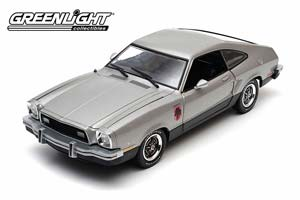 FORD MUSTANG STALLON II COUPE 2-DOOR 1976 SILVER *ФОРД ФОРТ