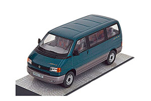 VW VOLKSWAGEN T4 ALLSTAR 1990-2003 GREEN L.E. 500 PCS. *ФОЛЬКСВАГЕН ФОЛЬЦВАГЕН