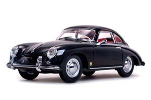 PORSCHE 356A 1500 GS CARRERA GT 1957 BROWN