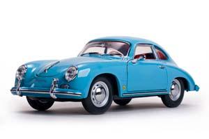 PORSCHE 356A 1500 GS CARRERA GT 1957 BLUE