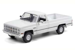 GMC K-2500 SIERRA GRANDE WIDESIDE PICK-UP 1982 WHITE *ДЖИ ЭМ СИ
