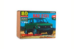 MODEL KIT VAZ-2131
