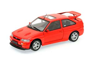 FORD ESCORT RS COSWORTH 1992 RED