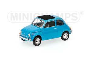 Fiat 500 L 1968 Blue